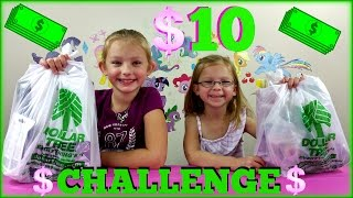 SUPRISE TOYS -10 DOLLAR TOY CHALLENGE - Magic Box Toys Collector