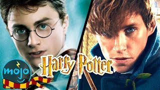 Harry Potter Week Is HERE! Vote on Your Favorite Harry Potter Movie!