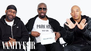 Wu-Tang Clan Teaches You Wu-Tang Slang | Vanity Fair