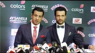 Stardust Awards 2016: Ronit Roy,Rohit Roy talk about their role in Kaabil