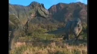 Dinosaurs - Tyrannosaurus Rex x's 2 + Baby Dino !
