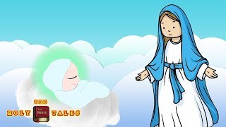 Stories Of Virgin Mary | Stories of Mary I Animated Children´s Bible Stories