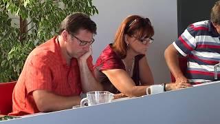Kralupy TV: Veřejné zasedání Zastupitelstva města Kralupy nad Vltavou (1. 7. 2017)