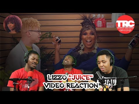Lizzo Juice Music Video Reaction