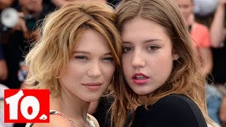 Top 10 Most Beautiful French Actresses