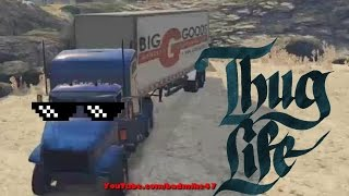 Ultimate GTA 5 Thug Life Compilation #10- Bad Mike