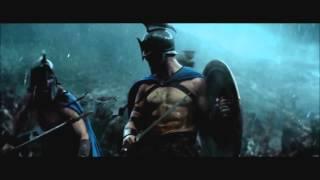 300: Rise of an Empire first battle scene (Rescore)