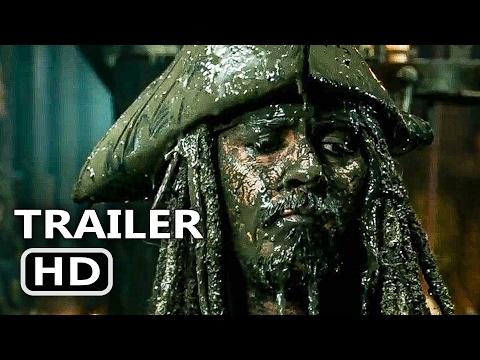 PIRATES OF THE CARIBBEAN 5 Trailer Super Bowl Spot 2017 Dead Men Tell No Tales Disney Movie HD