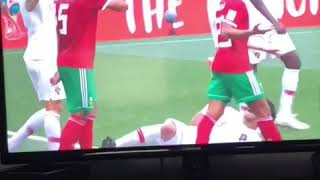 Worst Flop Ever PEPE VS MOROCCO