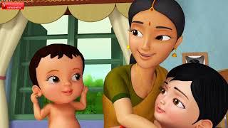 அன்புள்ள அம்மா   Tamil Rhymes for Children   Infobells