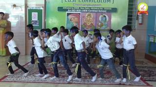 Valedictory Function Dance by UKG Boys