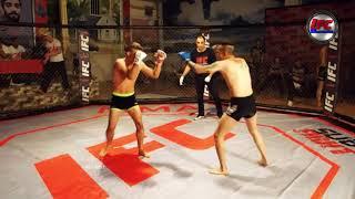 IFC 2 Ali Lak VS Emad Samadiha  Teharn Event  Iran Fighting Championship