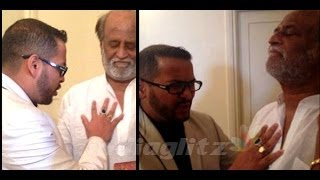 Christian priest conducted prayer meeting at Rajinikanth's residence | Converted | Hot Cinema News