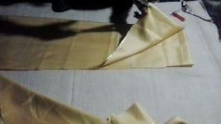 fish cut petticoat cutting in hindi
