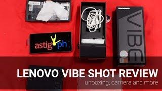 Lenovo VIBE Shot unboxing - ASTIG PH