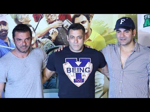 Sanjay Dutt And Katrina Kaif Are My Close Friends: Salman Khan