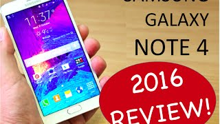 Samsung Galaxy Note 4 in 2016? [Review]: Should you buy this phone now?