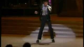Billie Jeans por primera vez en vivo 1983