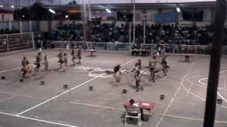 Campeones 1 concurso de danzas nacionales - Talara 2009