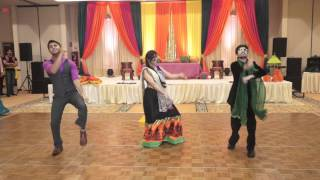 Rubena Mehndi Best Dances By Friends