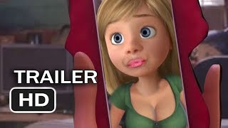 Inside Out 2 Parody - Movie Trailer (2018)