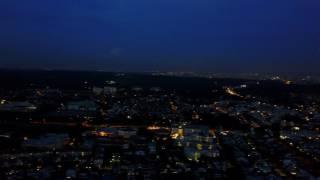 Raw 4k Video DJI Mavic/Nighttime 7pm