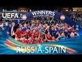 Download Video Futsal EURO Final Highlights: Watch seven-goal Spain win the title 3GP MP4 FLV
