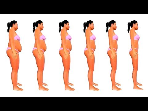 6 SECRETS TO LOSE WEIGHT SUCCESSFULLY