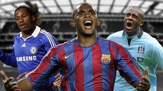 Le Meilleur Onze Africain De Tous Les Temps | Sélection Des Meilleurs Joueurs Africains
