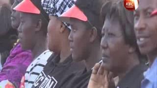 Uhuru issues 7, 000 title deeds in Tharaka Nithi