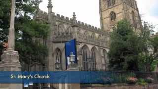 Travel Guide to Nottingham, England (UK)