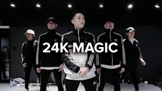 24k Magic  Bruno Mars  Junsun Yoo Choreography