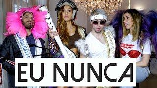EU NUNCA com Camila Coutinho, Carlos Santana, Duda Nagle e Sabrina Sato