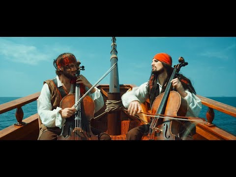 Xxx Mp4 2CELLOS Pirates Of The Caribbean OFFICIAL VIDEO 3gp Sex