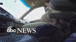 Video Shows Dramatic Front-Seat Child Birth