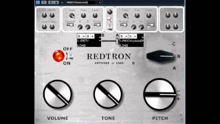 Free VST - RedTron_SE mellotron synth - vstplanet.com