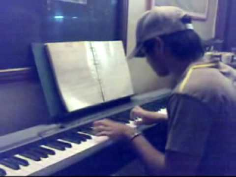 My First Piano Lesson Awesome!!!! :)