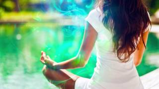 Relaxing Music for Stress Relief. Healing Music for Meditation, Massage, Yoga. Pink Noise