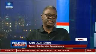 Akin Osuntokun Faults Atiku's Defection To PDP