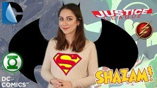 Gelecek Tüm DC Sinematik Evren Filmleri ve Dizileri! DCEU