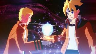 Road to Boruto (Naruto Shippuden Ultimate Ninja Storm 4) - Full Movie English | All Cutscenes