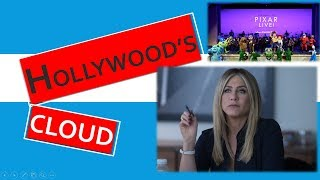 Hollywood's cloud   cloud computing trends 2018   animated movies   pixar