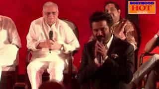 Anil Kapoor became angry on Gulzar ? Mirzya movie