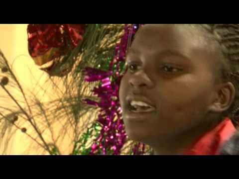 N. Kenya Kikuyu Song (gospel) in a Kenyan church in West Laikipia District - Please click