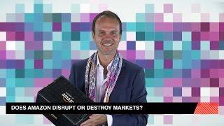 ¿Amazon es el futuro?