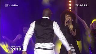 Nana - Lonely (Live) - Silvester 2017 am Brandenburger Tor (Willkommen 2018)