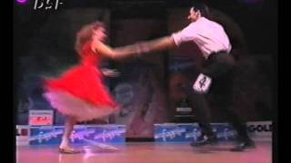 BOOGIE WOOGIE World Championship 1994. - final fast