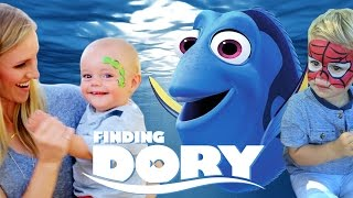 FINDING DORY FAMILY PARTY!