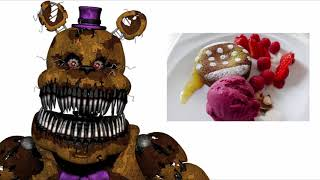 [SFM/FNAF] FNAF Animatronics And Their Favorite Flavor Of ICE CREAM