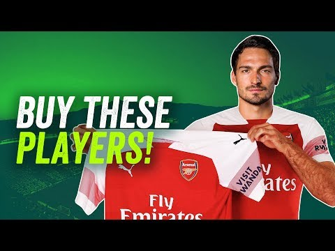 Xxx Mp4 Five Players That Arsenal SHOULD Sign This Transfer Window 3gp Sex